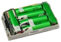 Nikkel metaalhydride batterij